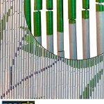 RIDEAU DE PORTE BAMBOU 5 COLORIES AUX CHOIX - 90X200CM - TOCADIS (FEUILLE) de la marque TOCADIS image 1 produit