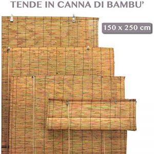 rideau extérieur bambou TOP 6 image 0 produit