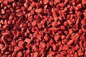rockincolourtm Rouge Piment Pierre de jardin décorative 420x620x300 rouge de la marque RockinColourTM image 0 produit