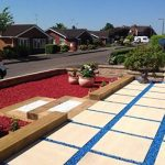 rockincolourtm Rouge Piment Pierre de jardin décorative 420x620x300 rouge de la marque RockinColourTM image 4 produit