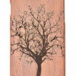 RoseFlower® Coque iPhone 8 4.7'' en Bois Véritable - Sapin de Noël de palissandre - Fabriqué à la main en Bois / Bambou Naturel Housse / Étui de la marque RoseFlower image 1 produit