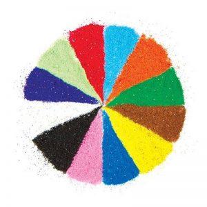 sable colore TOP 2 image 0 produit