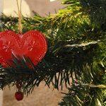 Sapin de Noël artificiel - avec support - style pin - 60 cm de la marque Harbour Housewares image 1 produit