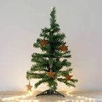 Sapin de Noël artificiel - avec support - style pin - 60 cm de la marque Harbour Housewares image 4 produit