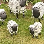 sculpture mouton jardin TOP 8 image 3 produit