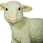 sculpture mouton pour jardin TOP 1 image 1 produit