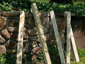 Seifil M234582Poteau en bois classique pour clôture 9x 9x 80cm de la marque SEIFIL image 0 produit