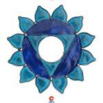 Sept Chakra Sacré Symbole coloré pour fenêtre Effet verre vitrail Attrape soleil–Livraison gratuite de la marque Suncatchers image 4 produit