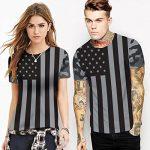 SEVENWELL Unisexe Creative 3D Printing T-Shirts Imprimés Numériques Tops configuration Drôle Tees Hommes Femmes de la marque SEVENWELL image 1 produit