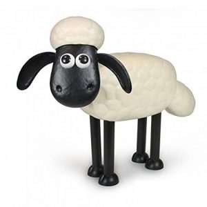 Shaun le mouton–décoratifs Ornement de jardin en métal de la marque Black Country Metal Works image 0 produit