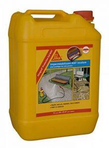 Sikargard Protection Sol MAT - Imperméabilisant effet mat pour sols (Pavés, dalles, pierres) - 5L/25m2 - incolore de la marque SIKA FRANCE S.A.S image 0 produit