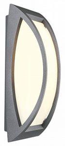 SLV Applique Murale - Rectangle - E27-25 W Meridian 2 - Anthracite de la marque SLV image 0 produit