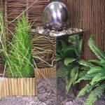 sphère inox jardin TOP 9 image 1 produit