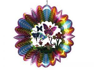 Spin Type de Carillon 3D Fairy Multicolore 30x 30x 0,15cm 12dfa300 de la marque Spin-Art image 0 produit