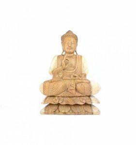 statue bouddha bois TOP 5 image 0 produit