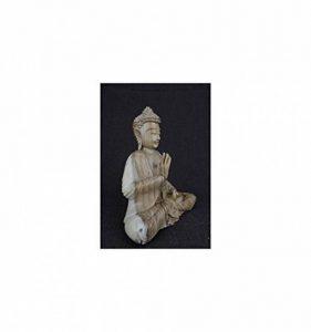 statue bouddha bois TOP 7 image 0 produit