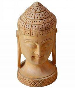 statue bouddha bois TOP 9 image 0 produit