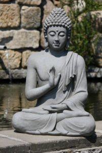 statue bouddha pierre TOP 0 image 0 produit