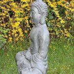 statue bouddha pierre TOP 14 image 2 produit