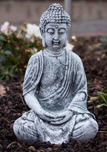 Statue Bouddha Shiva de pierre, sont expédiés, au gel jusque -30 °c , en massif pierre … de la marque Stone and Style image 0 produit