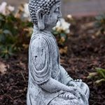 Statue Bouddha Shiva de pierre, sont expédiés, au gel jusque -30 °c , en massif pierre … de la marque Stone and Style image 2 produit