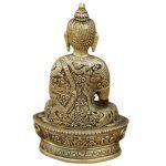 statue bouddha solaire TOP 1 image 3 produit