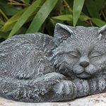 statue chat extérieur TOP 1 image 1 produit