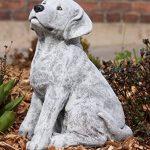 statue de chien en pierre TOP 10 image 1 produit