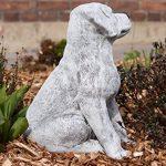 statue de chien en pierre TOP 10 image 2 produit
