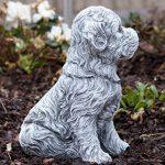 statue de chien en pierre TOP 7 image 1 produit