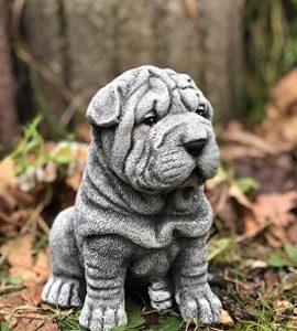 statue de chien en pierre TOP 9 image 0 produit