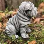 statue de chien en pierre TOP 9 image 1 produit