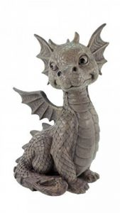 Statue de dragon de jardin assis de la marque Ars-Bavaria image 0 produit