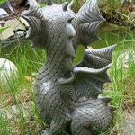 Statue de dragon de jardin assis de la marque Ars-Bavaria image 2 produit