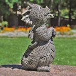 Statue de dragon de jardin Doggy, lieb bettelnd de la marque MC image 1 produit