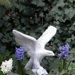 Statue en pierre–Aigle en fonte, au gel de la marque gartendekoparadies.de image 1 produit