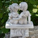 statue fonte jardin TOP 8 image 3 produit