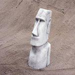 statue moai jardin TOP 2 image 1 produit
