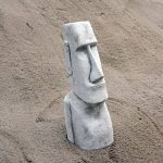 statue moai jardin TOP 2 image 2 produit