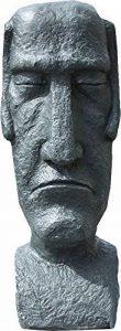 statue moai jardin TOP 6 image 0 produit