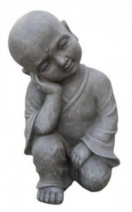 statue moine jardin TOP 0 image 0 produit