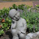 statue moine jardin TOP 0 image 2 produit