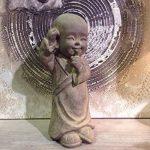 statue moine jardin TOP 11 image 2 produit