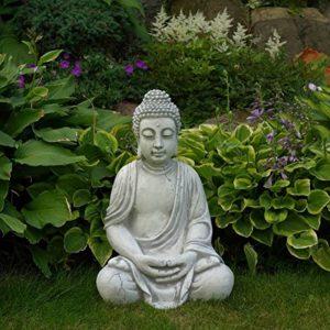 statue moine jardin TOP 2 image 0 produit
