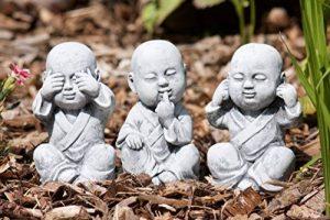 statue moine jardin TOP 8 image 0 produit