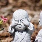 statue moine jardin TOP 8 image 1 produit