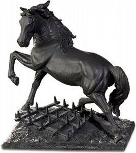 Statuette Cheval à la Herse de Pierre-Louis Rouillard de la marque Katerina Prestige image 0 produit