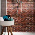 Stickers muraux, hunpta 3D mur papier brique effet pierre autocollant adhésif mur décoration salle (A) de la marque hunpta image 3 produit