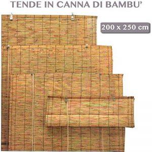 Store en bambou avec poulie pour l'extérieur 200x250cm de la marque professional image 0 produit