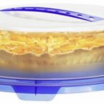 Sundis 7239002 Fresh Boîte à tarte Plastique Lime 35,5 x 34,5 x 11,6 cm de la marque Sundis image 1 produit